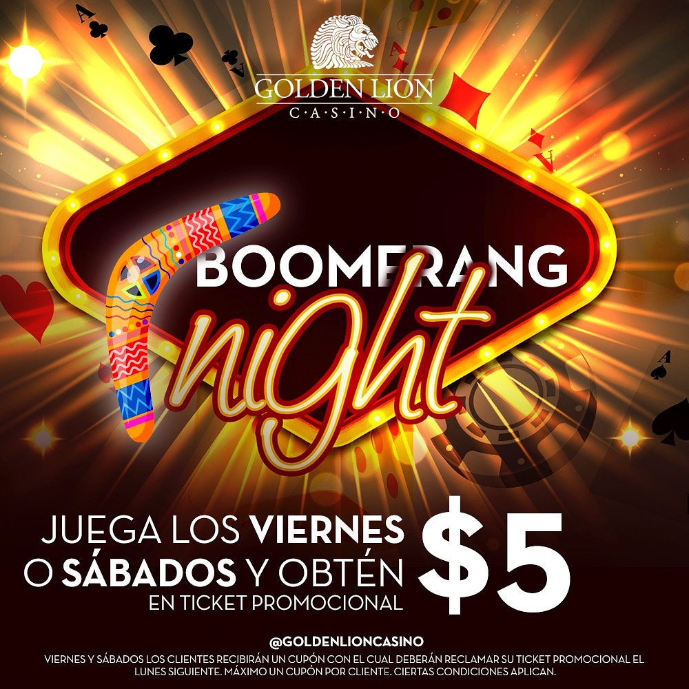 BOOMERANG NIGHT